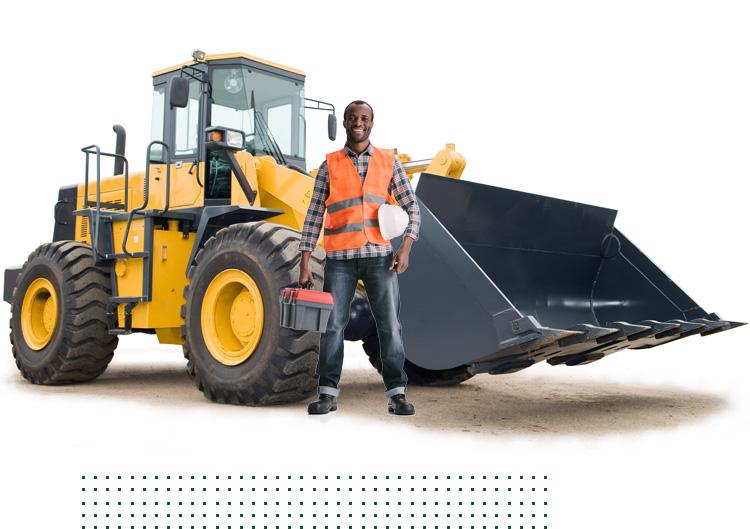 Especialistas na formação de operadores e na inspecção técnica de máquinas e equipamentos!